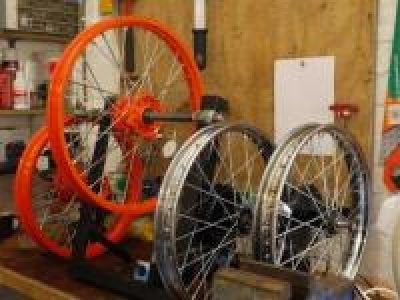 SOUTHPORT WHEELBUILDING
