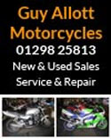 Guy Allott motorcycles