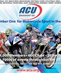ACU Auto Cycle Bikesport GB