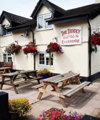 The Royal Oak (better known as The Tiddly)