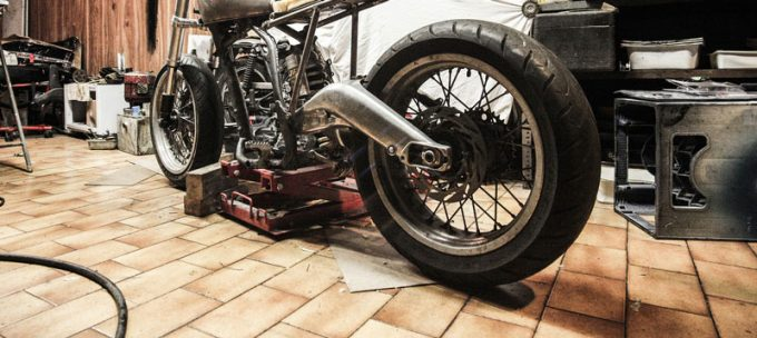 Motorcycle Tyre Shop