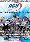 ACU Auto Cycle Bikesport GB