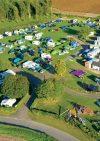 Rose & Crown with Caravans & Camping
