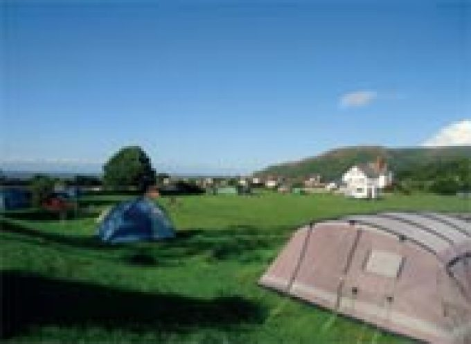 Sparkhayes Farm Camping Site