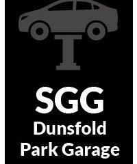 SGG Dunsfold Park Garage
