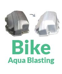 Bike – Aqua Blasting
