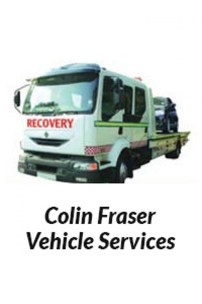 Colin Fraser Vehicle Services