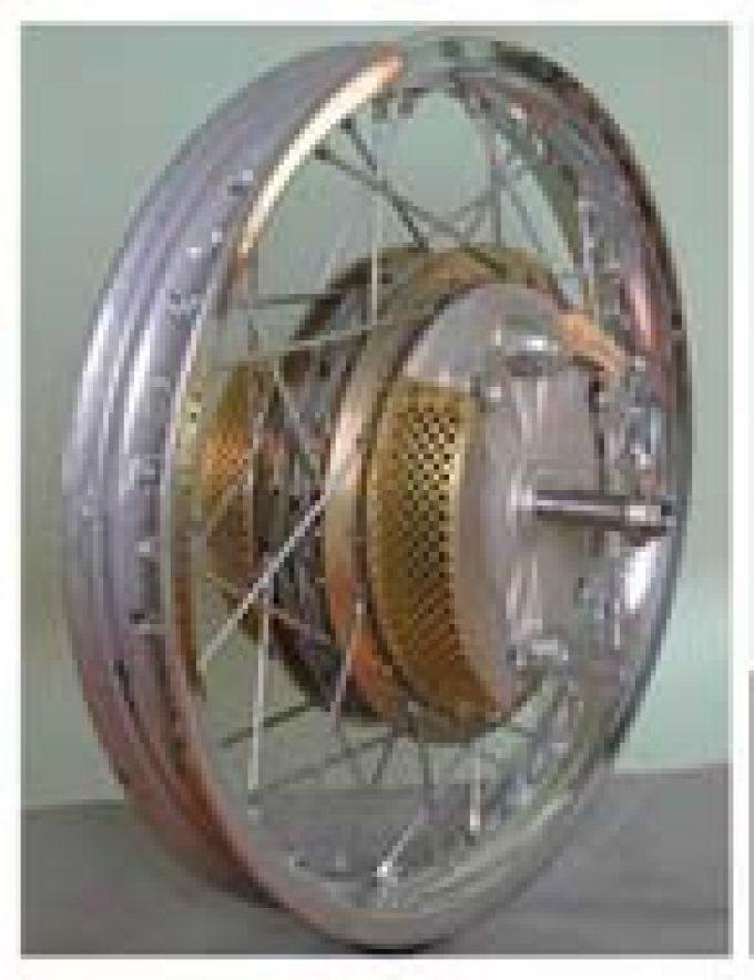 Re-Spoke & Be Spoke Wheel Building