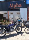 Alpha Classic Motorcycles
