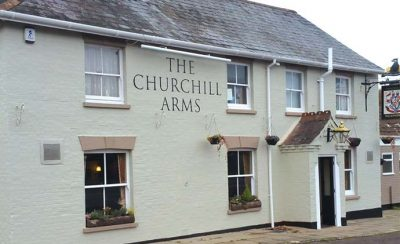 The Churchill Arms